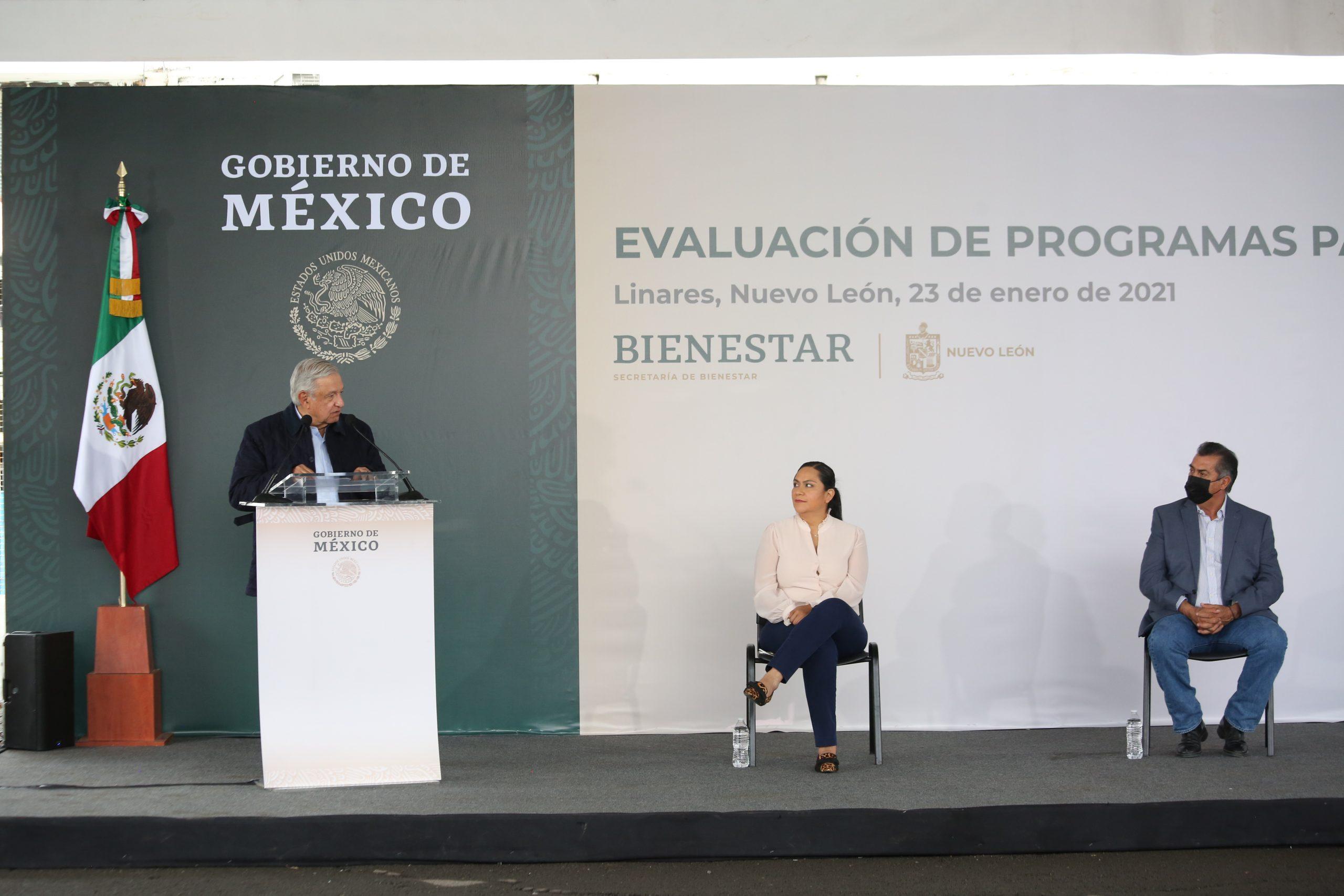 Fortalecerán coordinación NL y Federación con obras de beneficio para ciudadanos
