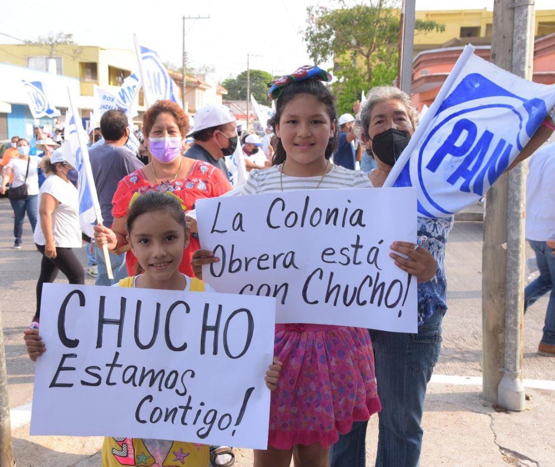Encuesta: Chucho , Gattás y Yalheel arriba; Reynosa Morena