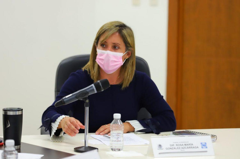Se Pronuncia Rosa González Contra Violencia de Género