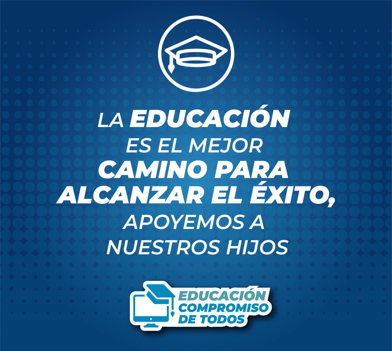 Es Educación el mejor camino al éxito #TampicoCiudadAmable