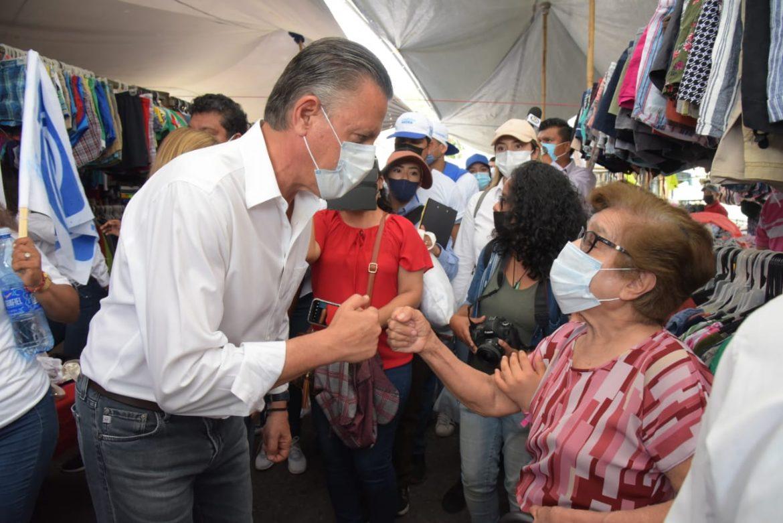 Seguiremos Haciendo de Tampico una Ciudad con Certidumbre Seguridad y Desarrollo: Chucho Nader