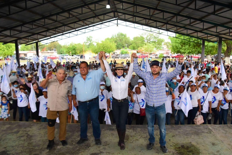 Higalgo y Padilla apoyan a Oscar