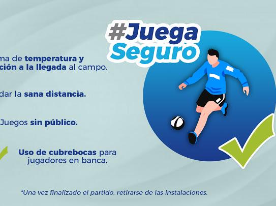 #JuegaSeguro