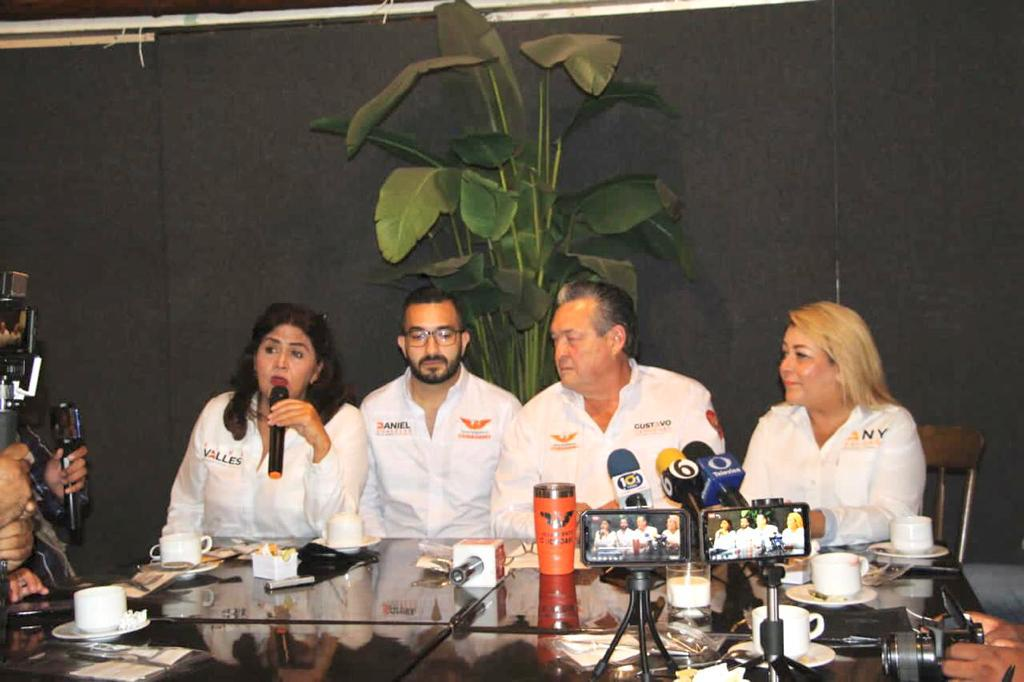 Diputados de MC seremos contrapeso en el Congreso: Elva Valles