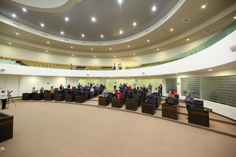 Clausura 64 Legislatura segundo periodo ordinario
