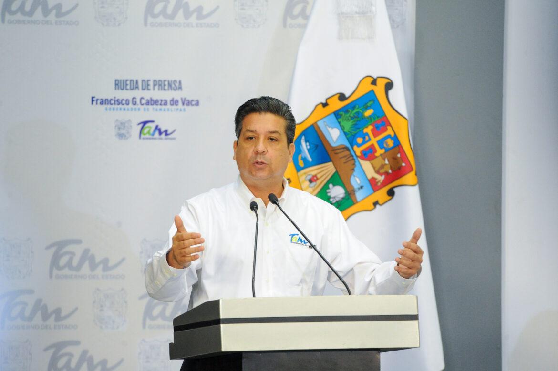 Pide gobernador coordinación con Federación