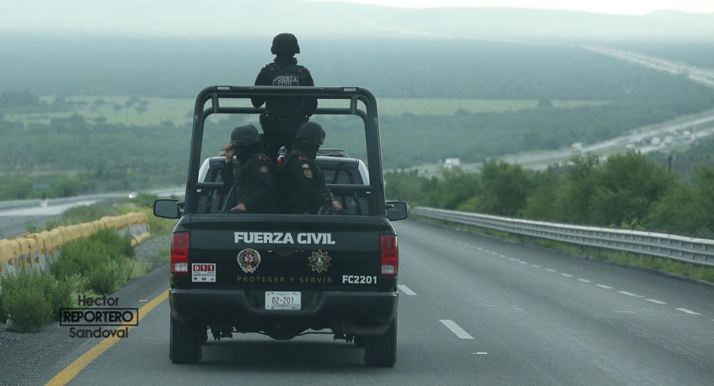 Desaparecen 71 en carretera Monterrey-Nuevo Laredo