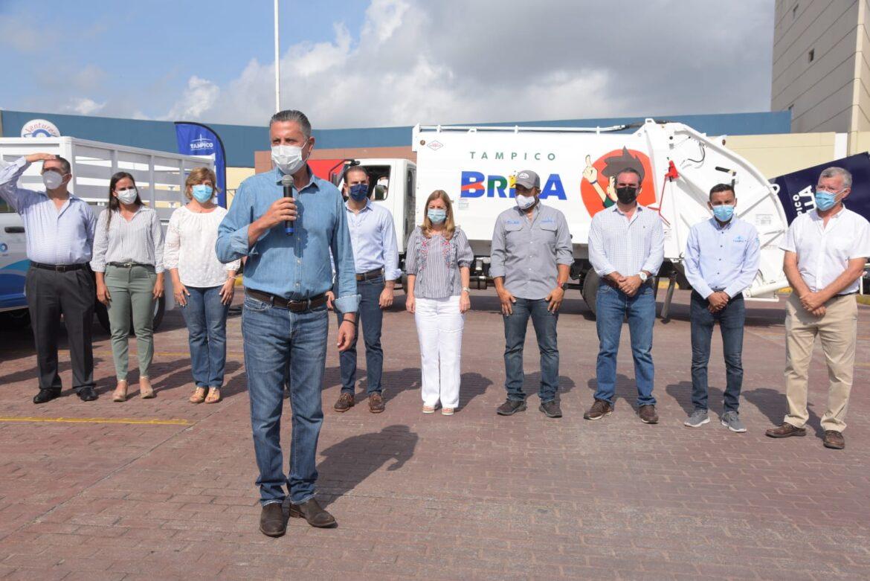 Tampico Seguirá Sonando en Tamaulipas: Chucho Nader