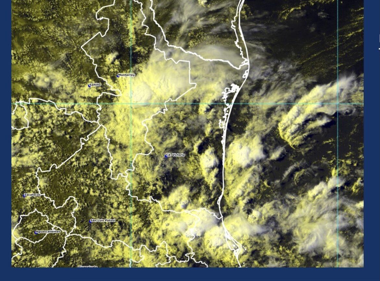 Se formó el Potencial Ciclón Tropical Tres en el Golfo de México