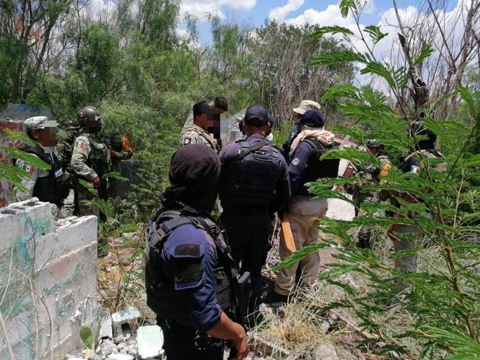 Desaparecidos son en Tamaulipas.- Bronco