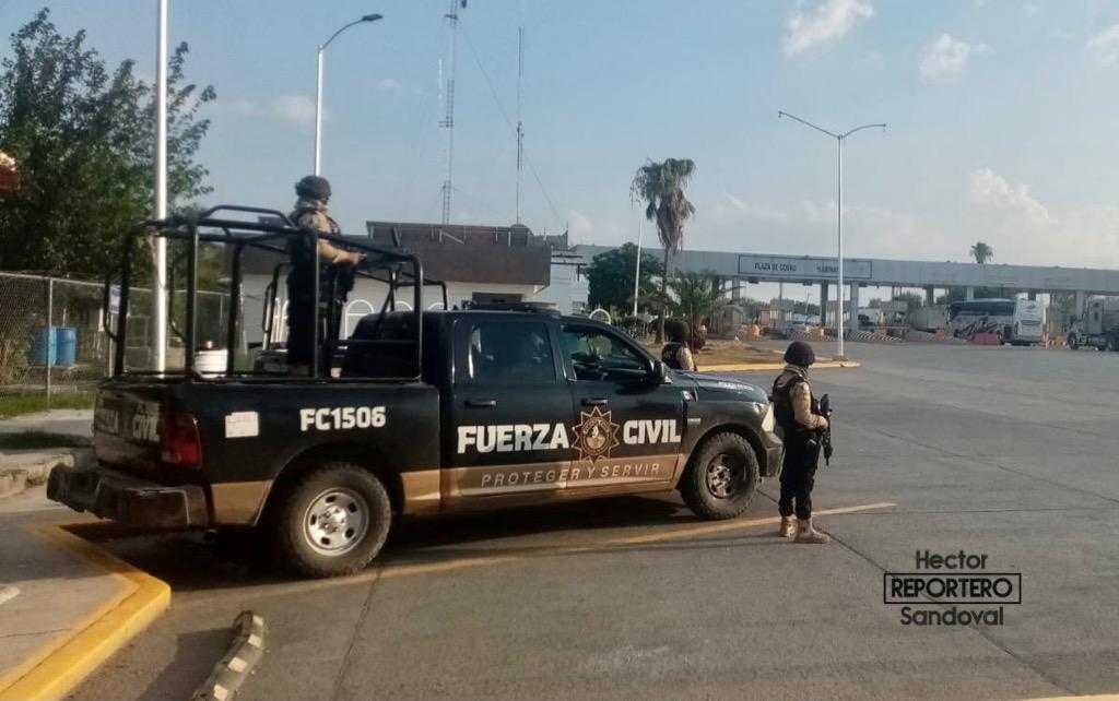 Tamaulipas y NL reforzarán operativos en la Monterrey-NL