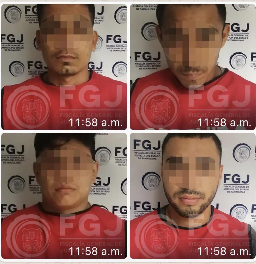 Hay dos detenidos por la masacre en Reynosa
