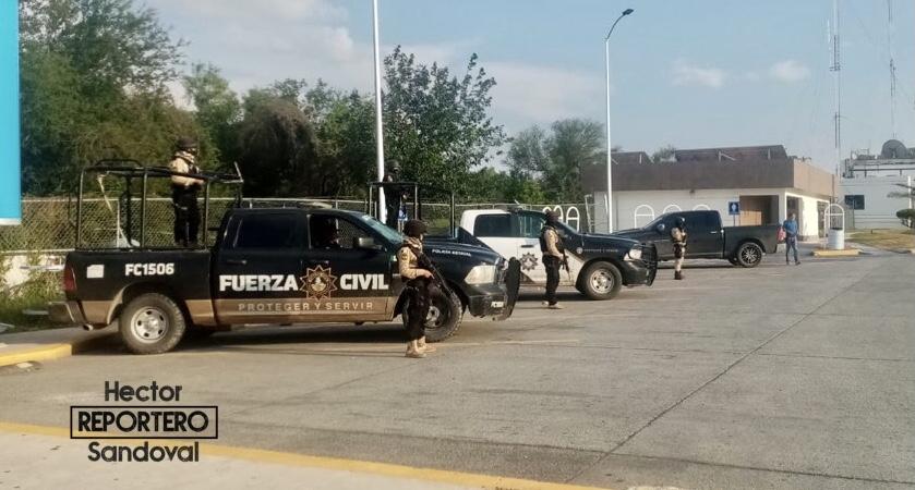 Asedian cárteles carreteras Tamaulipas-NL