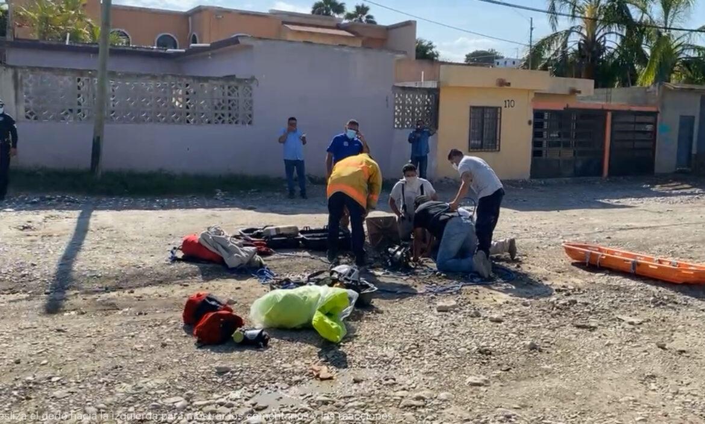 """""""Fue accidente"""" muerte de 3 trabajadores dice Gerente de Comapa"""