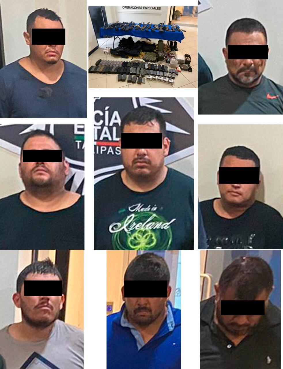 Cae responsable de masacre en Reynosa