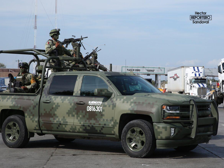 Tamaulipas y NL blindan la carretera Monterrey-N. Laredo