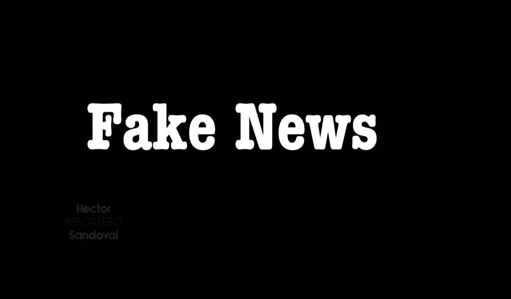 Alertan vs rumores y fake news de SDRs