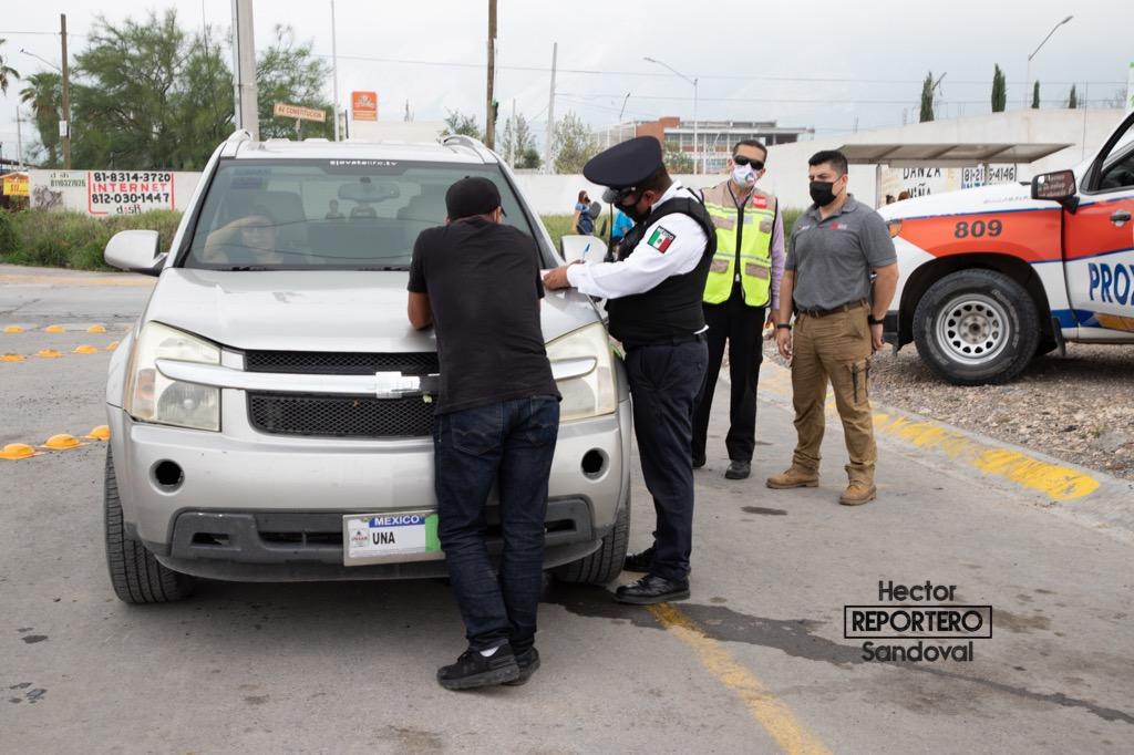 Busca Operativo autos robados o ilegales