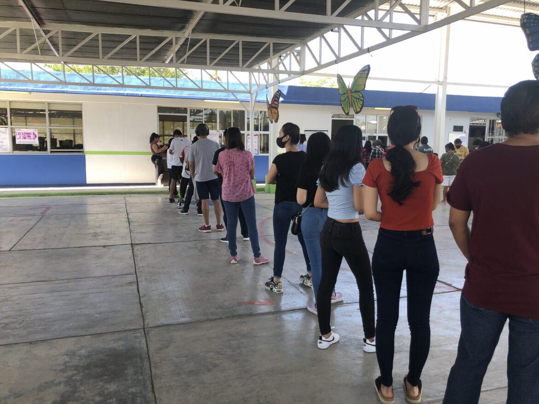 Tamaulipas tendrá 1,651 mesas para consulta vs expresidentes