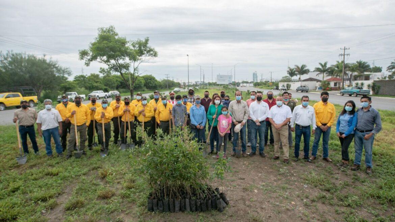 "Celebra municipio ""Día del Árbol"" con campaña de reforestación"