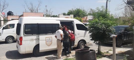 Rescatan a grupo de migrantes en Reynosa