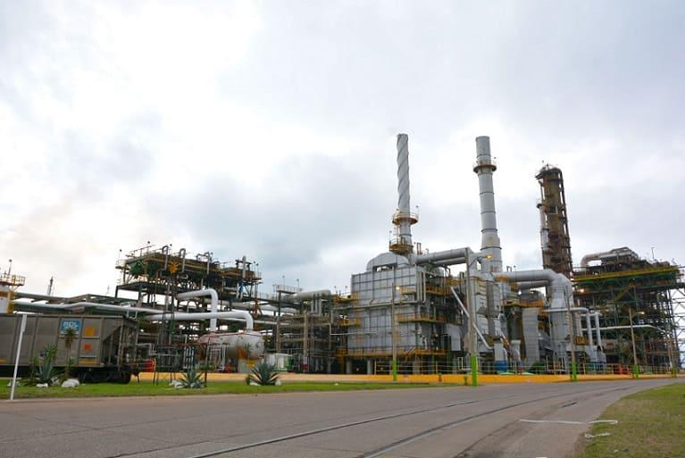 La Refinería de Madero cumple 107 años