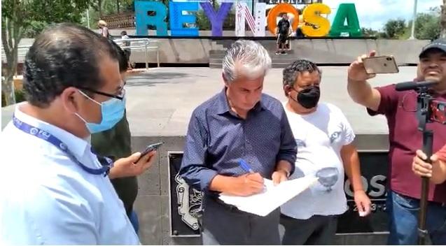 Cita FGJ a Rojas Díaz Durán