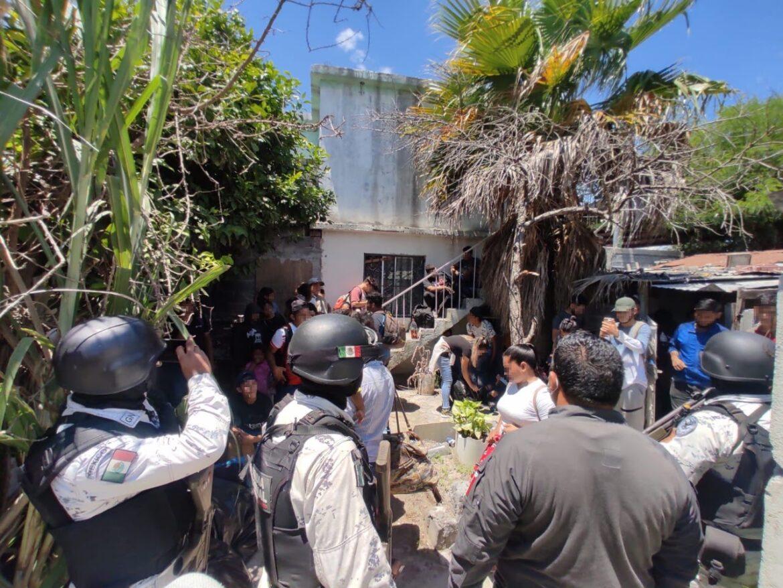 Baja Tamaulipas delincuencia