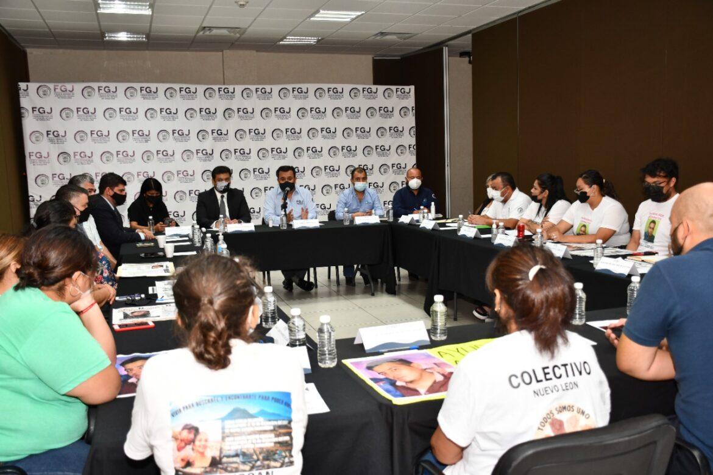 Coordinan Tamaulipas y NL búsqueda de desaparecidos