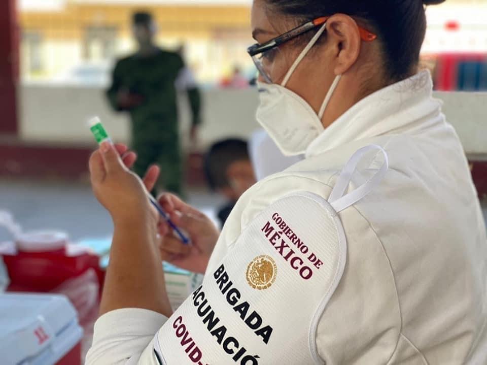 Inicia vacunación de 18-39 en Tamaulipas.- JR