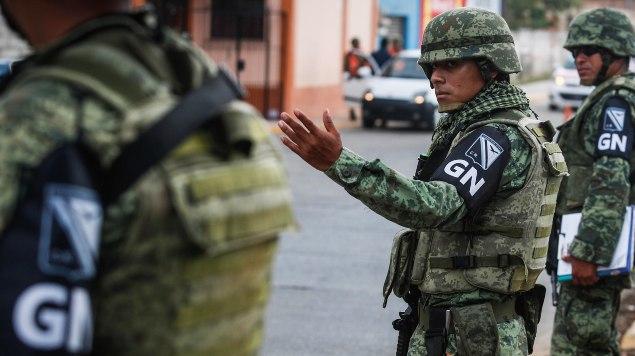 Que Guardia Nacional Siga con Mando Civil.- Coparmex