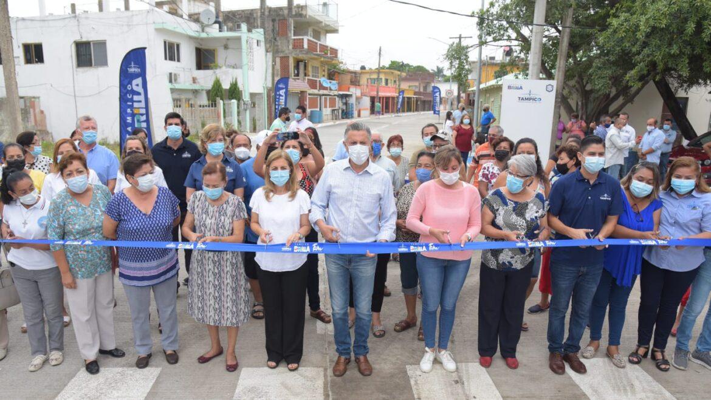 Reactiva Chucho Nader Zonas Emblemáticas de Tampico