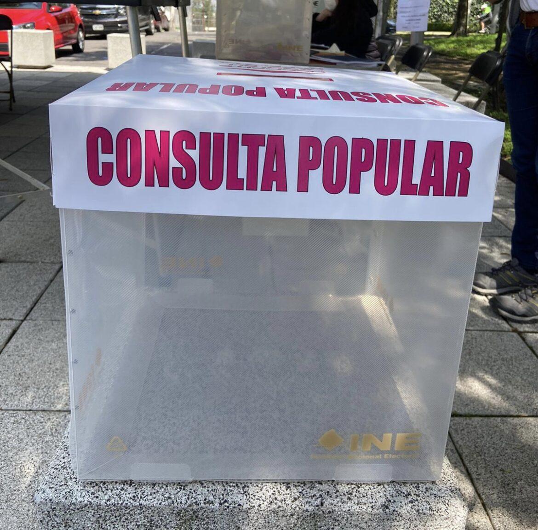 "Fracaso total la ""Consulta Popular"""