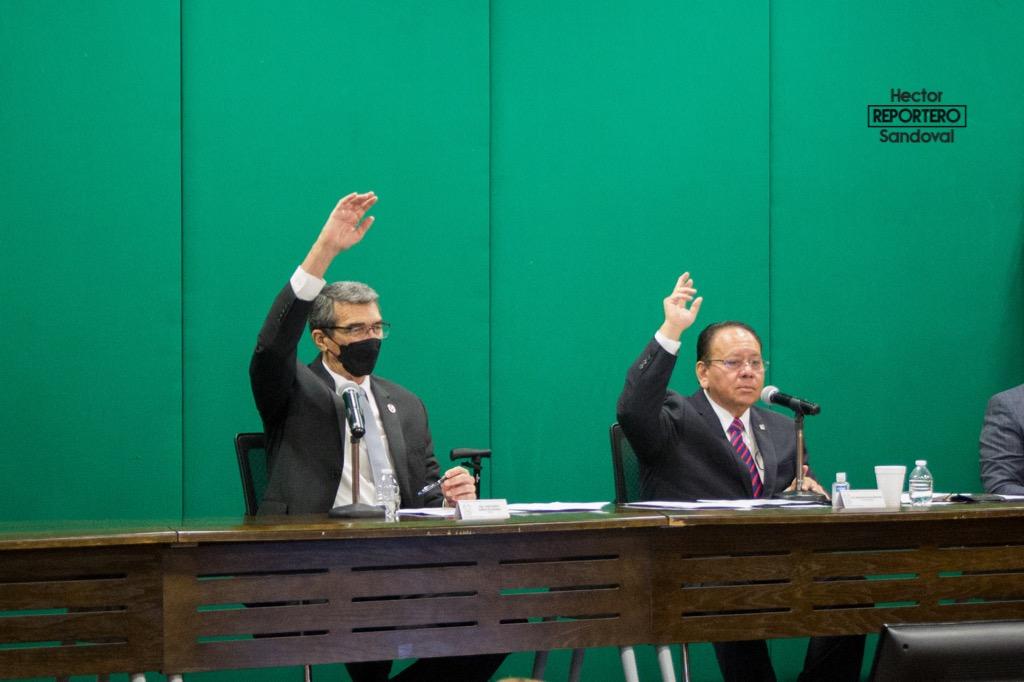 Aprueban candidatura de Guillermo Mendoza Cavazos para Rector de la UAT