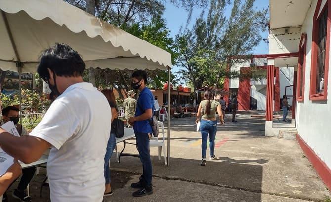 Martes inicia vacunación en Madero.
