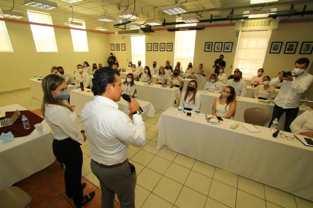 """""""Será DIF primordial apoyo a grupos vulnerables"""""""