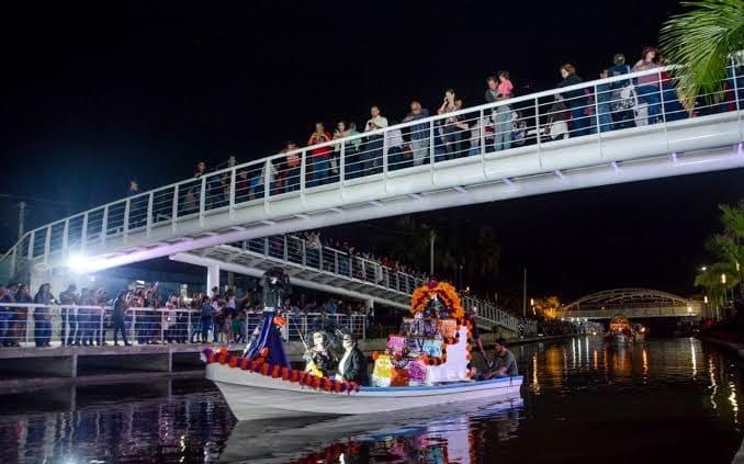 Confirman este año procesión náutica en Tampico