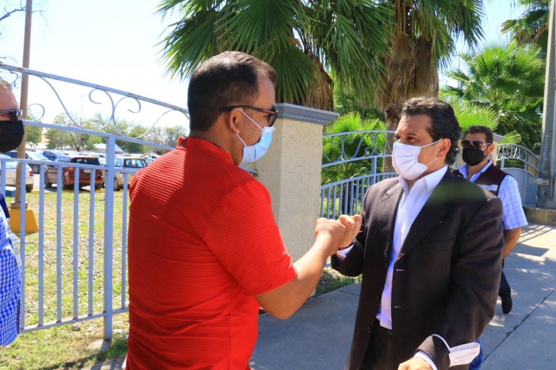 Supervisa alcalde acciones y servicios públicos en la ciudad