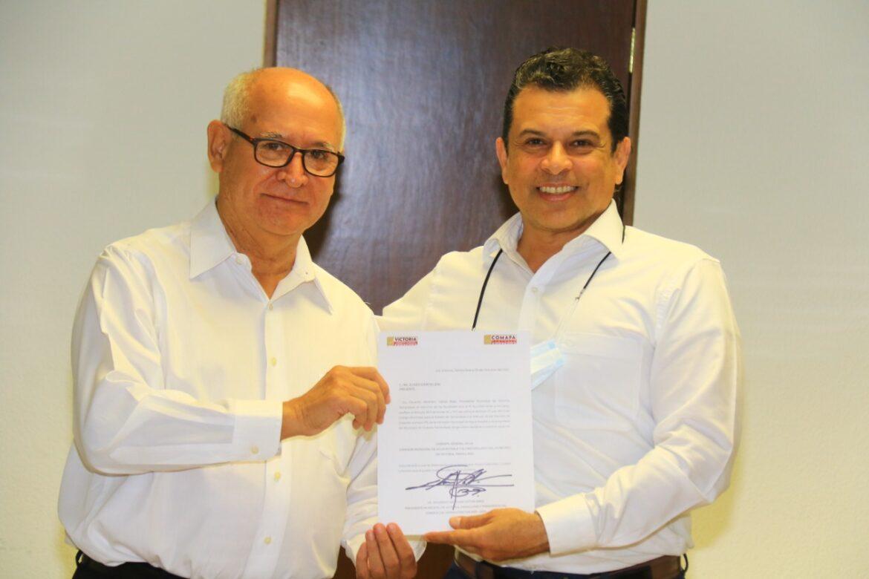 Promete agua para todos nuevo gerente de Comapa
