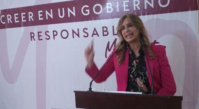 Tamaulipas tendrá gobernadora.- Maki