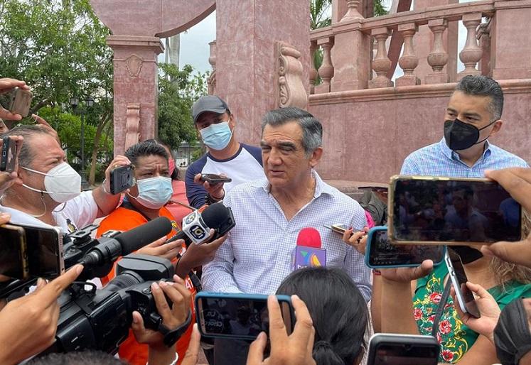 Américo: Encuesta decidirá candidatura en Tamaulipas