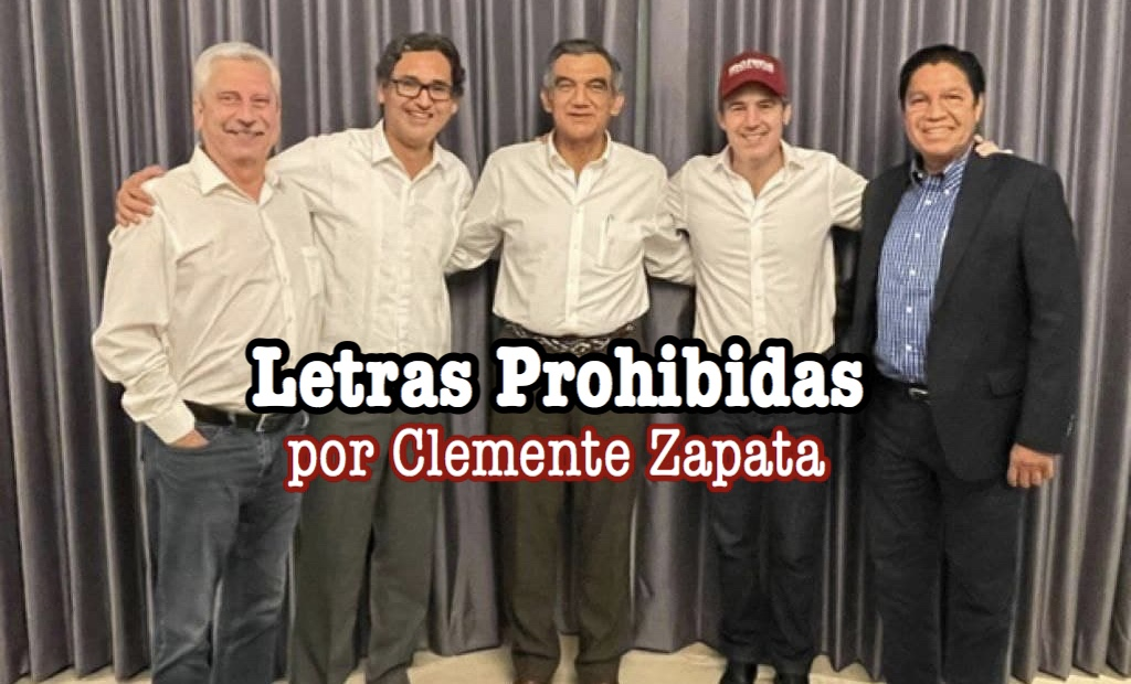 LETRAS PROHIBIDAS  ¿Es JR factor de unidad…?  por Clemente Zapata M.