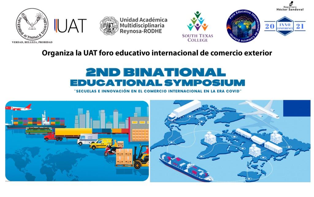 Organiza la UAT el Foro Educativo Internacional de Comercio Exterior